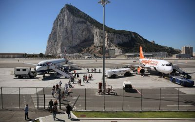 Best ways to get to Gibraltar and La Línea from UK