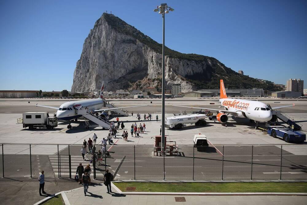 I modi migliori per arrivare a Gibilterra e La Línea