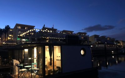 Discover Modern Homeboat