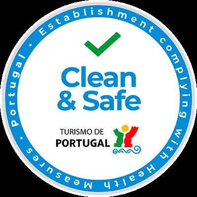 logo clean safe 10