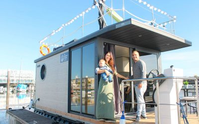 Homeboats: the advantages of converting them into your home
